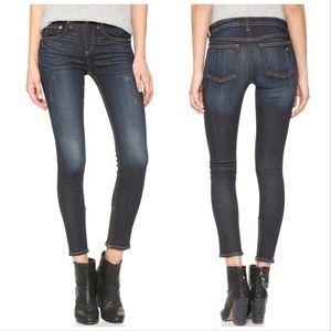 rag & bone | High Rise Skinny Jeans in Kensington